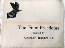 1943 Four Freedoms