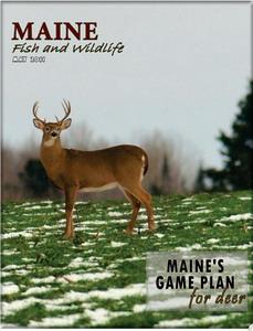 Autres couvertures de magazines rockwell 04 for Maine fish wildlife