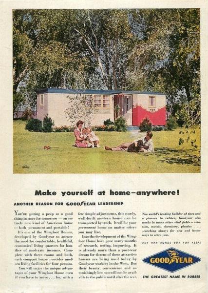 Autres couvertures de magazines rockwell 06 - Combien coute une maison prefabriquee ...